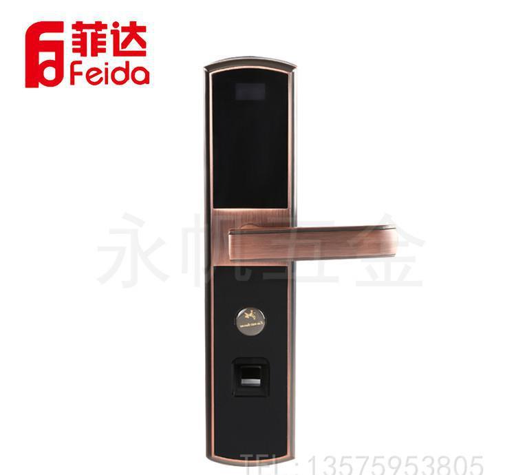 2015新款防盗门家用大门触屏智能品质优电子锁木门密码指纹锁