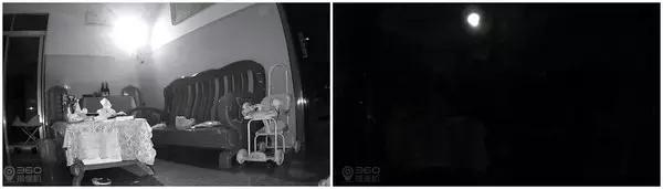 【智能生活】360智能摄像机迎来升级,夜视版带给你不一样的体验!