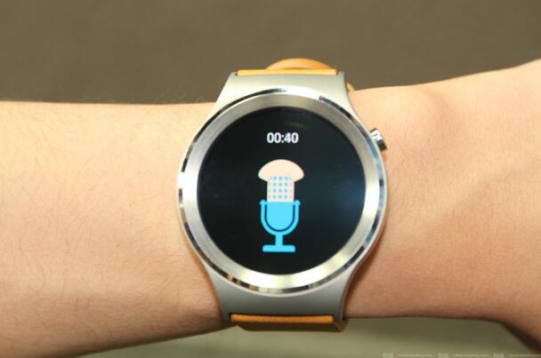 土曼新一代产品T-Ripple智能手表测评