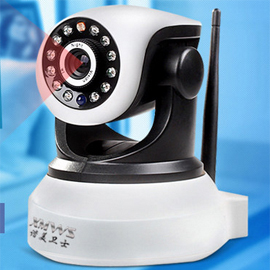 Litp力扑智能家居高清无线夜视网络摄像机-1寿命长、夜视好