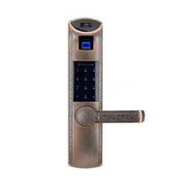 聪明屋智能家居云智能锁自行检测系统是否异常、远程开锁CMW-11
