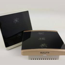 聪明屋智能家居酷智开关具有自组网功能、手机远程控制CMW-18