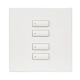 ITOO万益图智能家居无线智能按键面板标准86盒尺寸设计、电流过载保护SC102