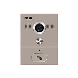 求实智能家居彩色模拟别墅门口机通话对讲、远程开锁BSC-R1