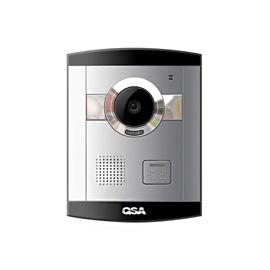 求实智能家居彩色模式别墅门口机通话对讲、远程开锁QSA-6100BSC-P1