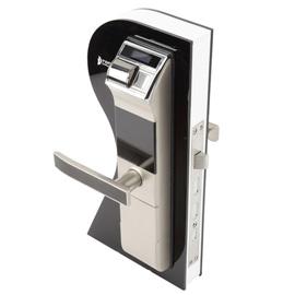 科道智能智能指纹门锁高亮度OLED主动显示、标准防盗门锁体KD-DS-R0000000-20