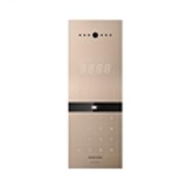 安居宝门口机一体化金属氧化面板、压电感应式按键Z15B