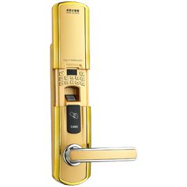卓亚云智能家居zigbee时尚型智能门锁ZMS03超强保护功能、万能互换