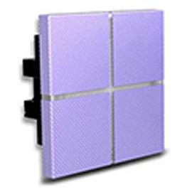 鼎创科技智能家居SOLAR-86智能开关-四键手势感应、温湿度监测