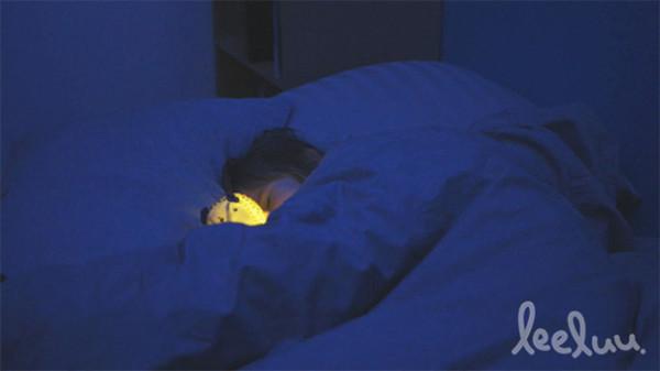 各种款式小夜灯,让您的黑夜不再孤单