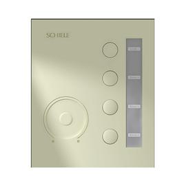 SCHIELE施勒智能家居窗帘控制终端A系列开关面板、工程塑料材质SLZN-06