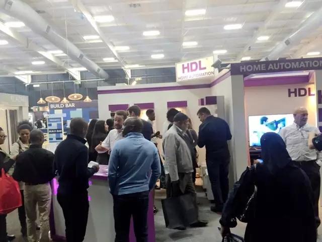 HDL参加南非2016年Decorex展会,展现智能家居三大系统<br>