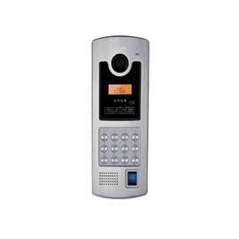 逍遥智能家居OLED指纹刷卡门禁彩色 数码液晶 门口主机(豪华型)