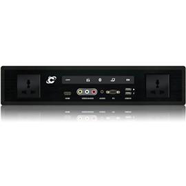 天奥智能家居天奥HD86系列智能多媒体面板智能模块、智能家居系统