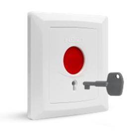 HORN中安消紧急按钮(白)HO-01B+