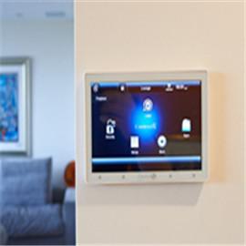 Control4智能家居触控屏全动态影像对讲、具备高性能影像对讲功能