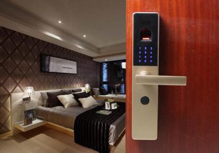 智能家居安防系统中的门锁产品介绍
