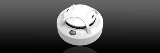 智能家居中环境与能源管理系统的联动产品——空气探测器
