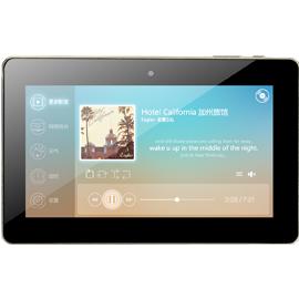 宜居尚雅智能家居背景音乐主机SY03002多种音效模式、7英寸高清多点电容触摸屏iksonya SY03002