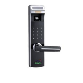 智多屋智能家居智能指纹门锁三级开锁、LED发光显示屏
