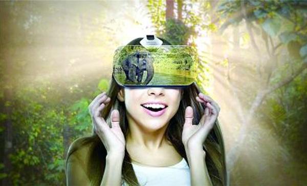 智能虚拟现实技术涉及到的四大领域