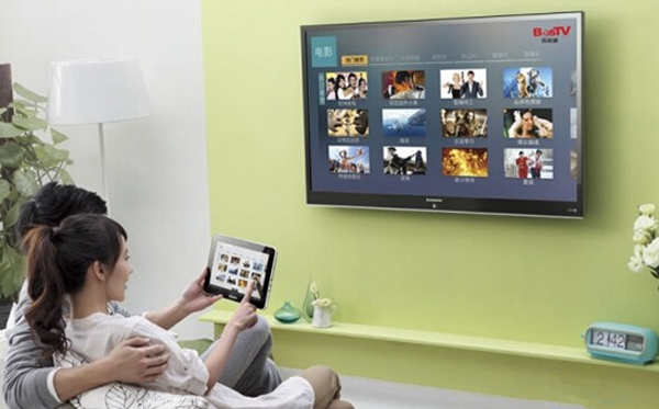 """日常家居中的重要""""伙伴""""---智能电视"""