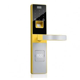 八佰智能锁新款指纹门锁国标级双快锁芯功能、天地锁功能WATCHDOG D2020F