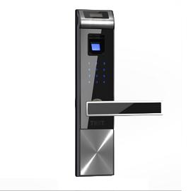 Tint天智智能家居家庭智能锁全程OLED显示屏、STY09多方位天地锁体TZMZD2