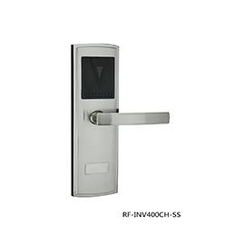 英诺维智能电子门锁采用进口芯片、SMT工艺RF-INV400CH-SS