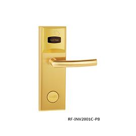 英诺维智能电子门锁优质PVC、隐藏式锁头盖RF-INV200A-PB