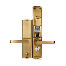 玉蛟龙智能锁智能锁防窥视输入、半导体/光学指纹传感器Y104