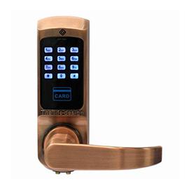 高邦泰单舌指纹锁锌合金材质、单舌小锁体GBT8801F