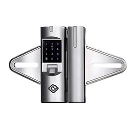 高邦泰玻璃门智能锁光学指纹头、锌合金材质GBT2120