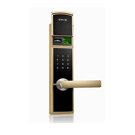 奥米斯家用智能门锁采用双重加密模式、防盗性强SP-6030