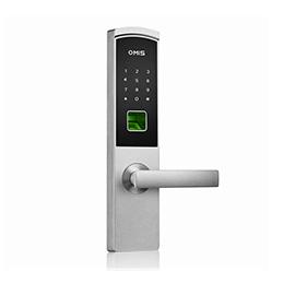 奥米斯智能密码锁采用了线路复用技术、无须连线SP-5020