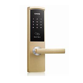 奥米斯指纹密码锁光学指纹锁相对稳定、适应性强SP-5000S