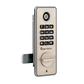 BE·TECH必达智能锁智能柜锁三级管理模式、多种开锁功能C1515DL