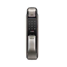 Samsung智能锁三星指纹锁智能感应、防盗功能SHP-DP728