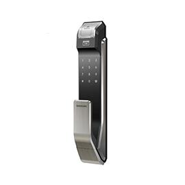 Samsung智能锁三星指纹锁智能感应、防盗功能SHS-P718