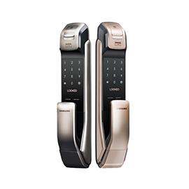 Samsung智能锁三星指纹锁活体指纹识别、智能感应SHP-DP728