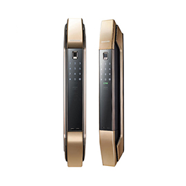 Samsung智能锁三星智能锁活体指纹识别、智能感应SHP-DP728