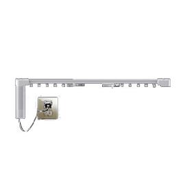 聪明屋智能家居智能窗帘采用独特的离合设计、内置ZigBCMW-13