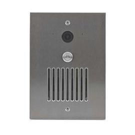 DVACO华歌智能家居可视对讲门禁室外机7英寸嵌墙触摸屏、音视频对讲的功能HG-04