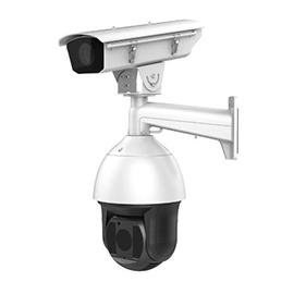 海康威视智能监控枪球联动网络摄像机支持目标自动跟踪功能、联动功能DS-2SC402A(P)