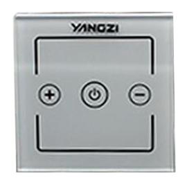 扬子智能家居智能调光面板YZ-KJ3B