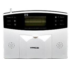 扬子智能家居智能中控主机先进的移动通信技术、蓝屏背光图文显示YZ图片