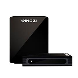 扬子智能家居智能中控主机自带WIFI、图形化软件界面控制YZ-ZJ03