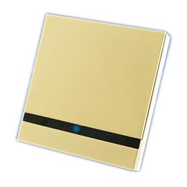 百络优智能家居1键琴键开关内置路由功能、LED状态指示BLY-KPN12