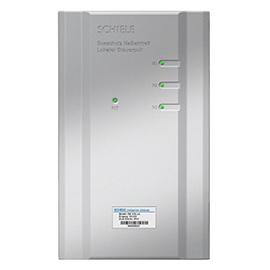 SCHIELE施勒智能家居照明控制接入模块照明窗帘控制终端接入设备、用于远距离的控制设备的连接SLZN-01