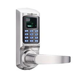 英迪隆密码锁不锈钢材质、防拆报警迷你 I1